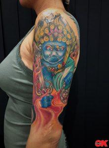 Na Pele O Universo De Traços E Cores Da Tatuagem Revista